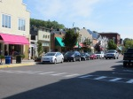 The other end of Main Street from the farmer's market, Harbor Springs