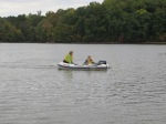The dinghy race @ Joe Wheeler AGLCA Rendezvous