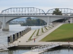 Waterfront in Chattanooga, TN