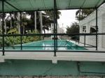 Swiming pool @ Edison winter home