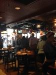 Interior of Fod's Garage restaurant, Ft. Myers, FL