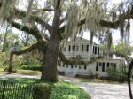 Old homes of Beaufort, SC on Carriage ride