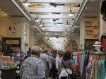 Inside the market, Charleston, SC