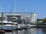 Southport City Marina in Southport, NC