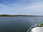Entering Alligator and Pungo River