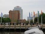 City dock @ Norflolk, VA