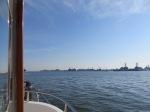 Norfolk Waterfront    Naval vellesl